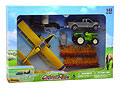 NEW-RAY - SS-05503A - Crop Dusting Plane