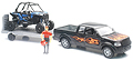NEW-RAY - SS-37426B - Pickup Truck with