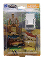 NEW-RAY - SS-76302-B - Fishing Playset