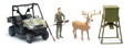 NEW-RAY - SS-76466-B - Deer Hunting Playset