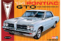 POLAR LIGHTS - 928 - 1964 Pontiac GTO