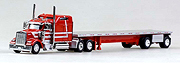 TONKIN - 18TNS011 - Kenworth W900L with