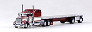 TONKIN - 18TNS014 - Kenworth W900L with
