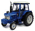 UNIVERSAL HOBBIES - 4136 - Ford 6610 2WD Tractor