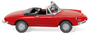 WIKING - 020601 - Alfa Spider in Red